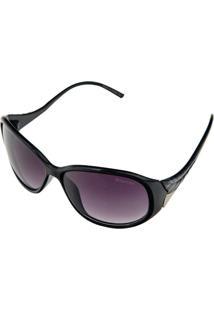Óculos De Sol Khatto Wave Preto - Kanui