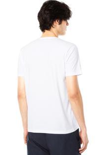Camiseta Fiveblu Folhagem Número Branca