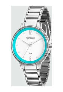 Kit Relógio Feminino Mondaine 53567L0Mvne2K1