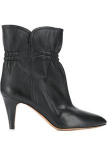 Isabel Marant Dedie Ankle Boots - Preto