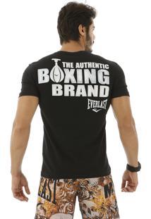 Camiseta Everlast Boxing Brand