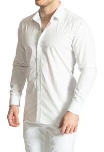 Camisa Sergio K. Estampada Flores Reveillon