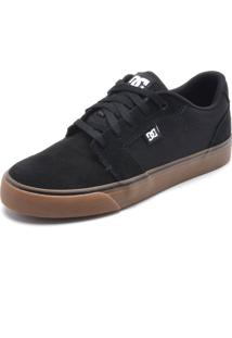 Tênis Dc Shoes Anvil La Preto