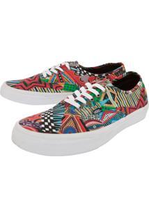 Tênis Vans Authentic Multicolorido