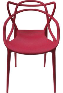Cadeira Allegra Cereja Rivatti Móveis