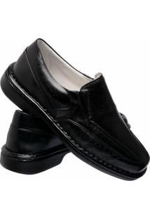 Sapato Conforto Asa Gofer - Masculino