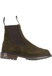 Tricker'S Ankle Boot Silvia - Marrom