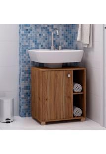 Balcão Para Banheiro Com 1 Porta Bbn 01 - Brv Móveis - Araucaria