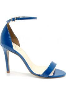 Sandália Zariff Shoes - Feminino-Azul