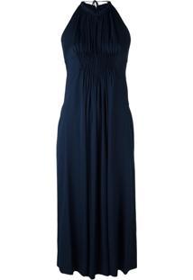 Dvf Diane Von Furstenberg Macacão Frante Única - Azul