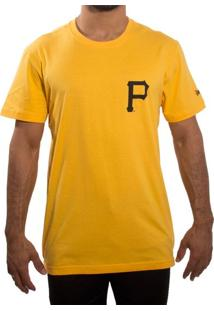 Camiseta New Era Nac Juke Box 16 Pittsburgh Pirates