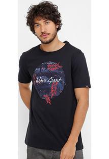Camiseta Wg Silk Garden Masculina - Masculino