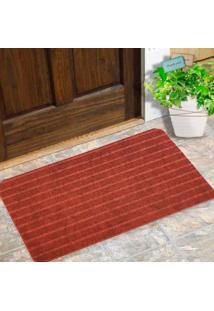 Capacho Carpet Vermelho