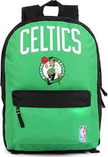 Mochila Nba Boston Celtics Sport - Unissex