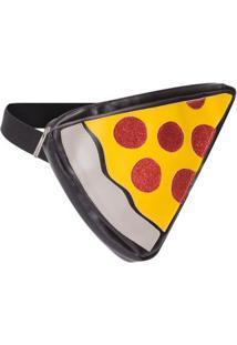 Pochete Pizza Dai Bags - Preto