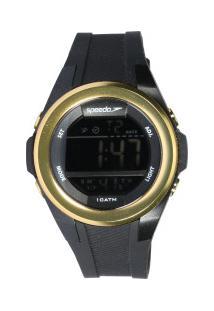 198487576f0 ... -17% Relógio Digital Speedo 65097L0 - Feminino - Preto Ouro