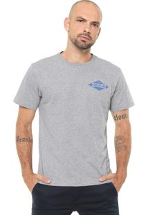 Camiseta Timberland Kennebec River Cinza