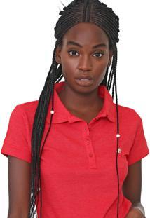 Camisa Polo Aeropostale Logo Vermelha