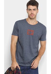 Camiseta Hang Loose Silk Logo Masculina - Masculino