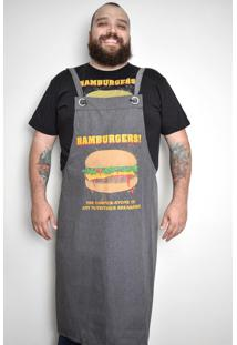 Avental Kahuna Burger