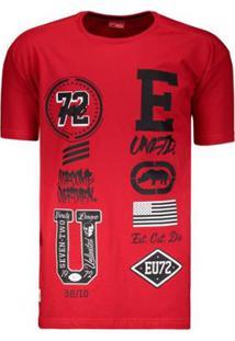 Camiseta Ecko Logo Masculina - Masculino