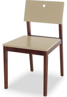 Cadeira 0921-0-277 Flip Maxima Cacau/Marrom Claro