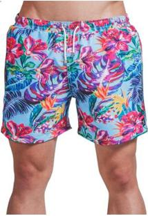 Short Verão Impermanence Estampa Colorful Masculino - Masculino