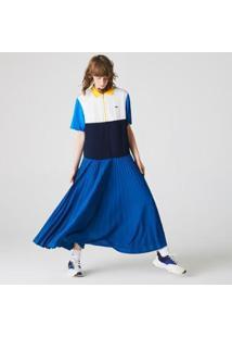 Vestido Lacoste Jérsei - Feminino