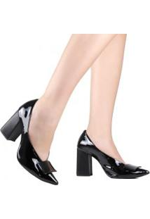 Sapato Cecconello Scarpin Bico Fino