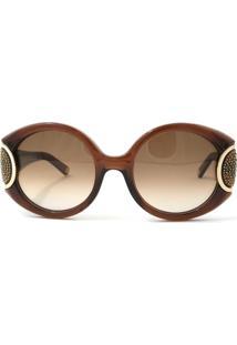 1574c2fe4bd8a Óculos De Sol Plastico Transparente feminino