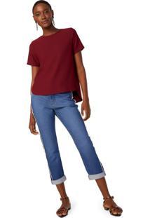 Calça Jeans Slim Reserva Bolso