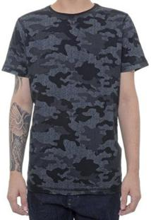 Camiseta Oakley Esp Terrain Camo Masculino - Masculino