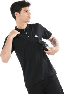 Camisa Pólo Dc Shoes Ombro masculina  cbb7a2d260e