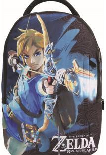 Mochila Dmw Zelda The Legend Para Notebook Overprint