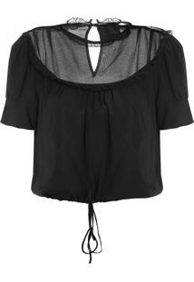 Blusa Feminina Project Couture - Preto