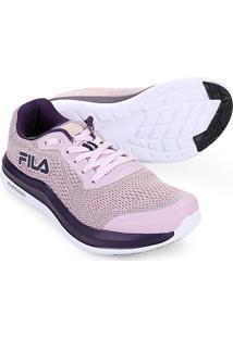 Tênis Fila Fr Light Energized Feminino - Feminino-Rosa Claro