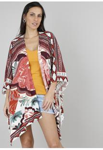 0b1bbf5ef Kimono Fashion Farm feminino