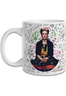 Caneca Blitzart Frida Kahlo
