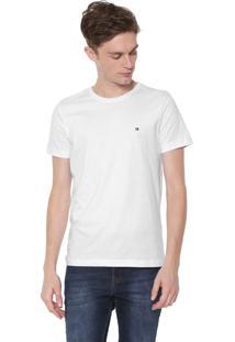Camiseta Tommy Hilfiger Essential Branca