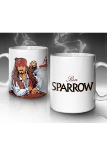 Caneca Ron Sparrow
