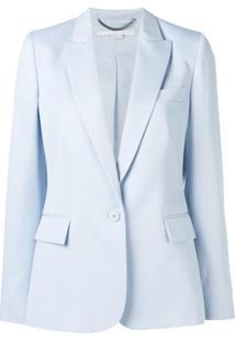 Stella Mccartney Blazer De Alfaiataria - Azul