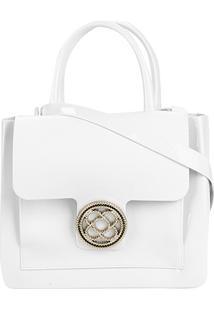 Bolsa Petite Jolie Stella Bag Feminina - Feminino-Branco