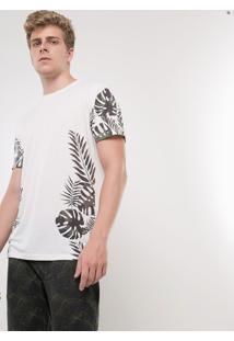 Camiseta Folhagem