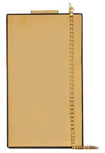 Marzook Clutch Pill - Dourado