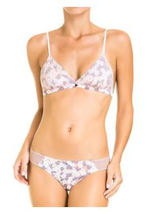 Conjunto Floral Costas Strappy Hope (000Mk770)