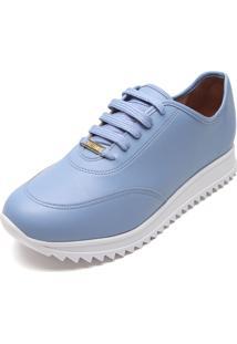 Tênis Vizzano Liso Azul