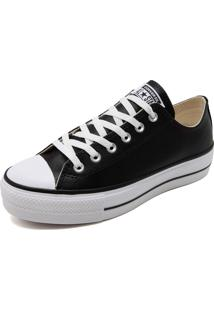 Tênis Converse Taylor All Star Lift Preto