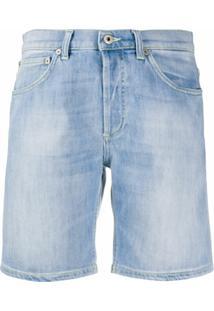 Dondup Short Jeans Holly - Azul
