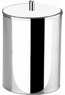 Lixeira Inox Com Tampa 7,8 Litros Ref. 3030/203
