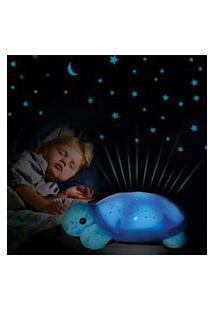 Luminária Tartaruguinha Twilight Turtle - Azul - Cloud-B